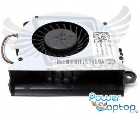 Cooler laptop Dell  3WR3D. Ventilator procesor Dell  3WR3D. Sistem racire laptop Dell  3WR3D