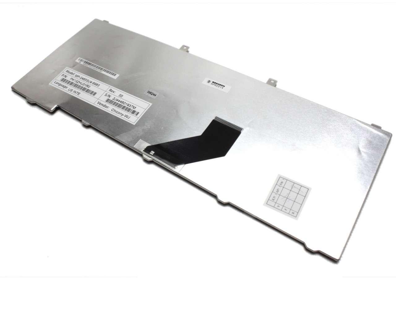Tastatura Acer MP-04653U4-698 imagine powerlaptop.ro 2021