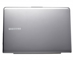 Capac Display BackCover Samsung  BA75 03709D Carcasa Display Argintie