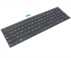 Tastatura Toshiba  9Z.N7USU.B0F Neagra. Keyboard Toshiba  9Z.N7USU.B0F Neagra. Tastaturi laptop Toshiba  9Z.N7USU.B0F Neagra. Tastatura notebook Toshiba  9Z.N7USU.B0F Neagra