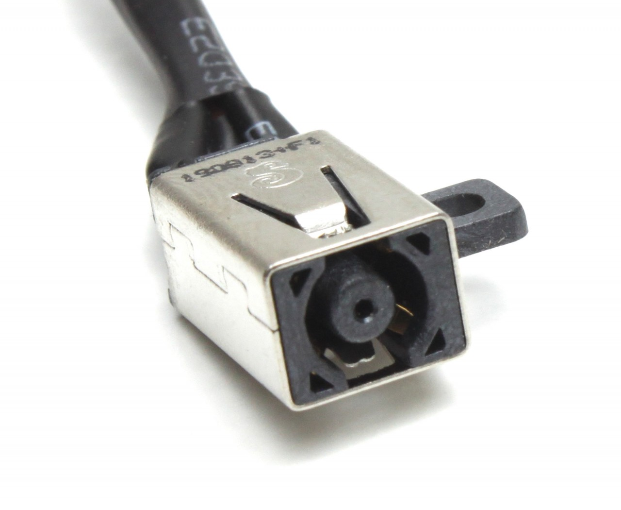 Mufa alimentare laptop Dell Inspiron 15 3576 cu fir si conector cu 6 pini 5 fire imagine powerlaptop.ro 2021