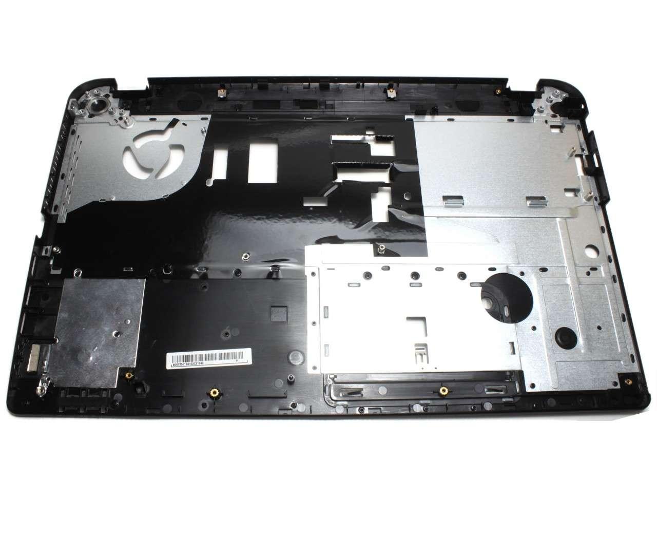 Palmrest Toshiba Satellite L50 A Gri Negru fara touchpad Refurbished imagine powerlaptop.ro 2021
