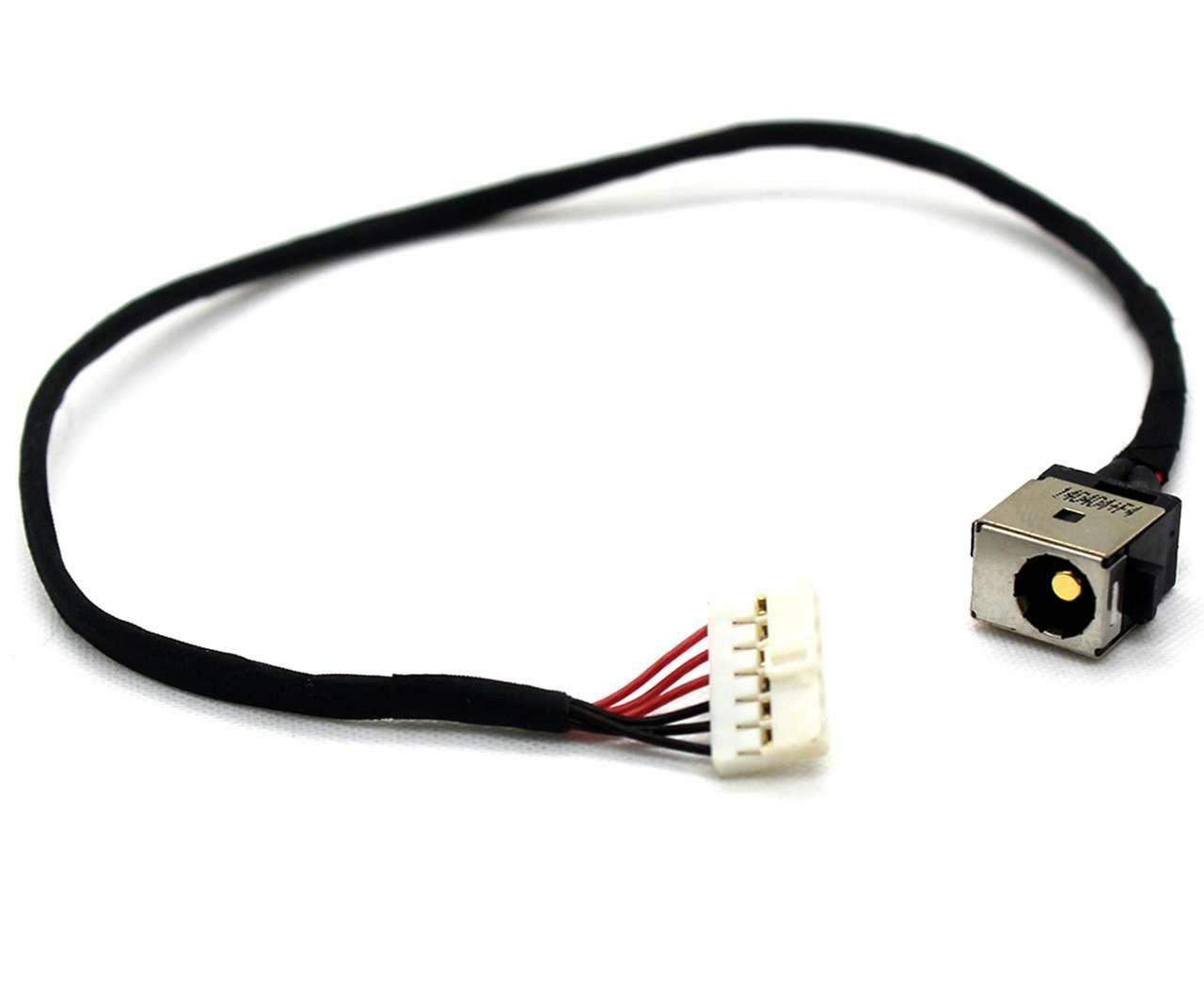 Mufa alimentare laptop Asus K56 cu fir imagine