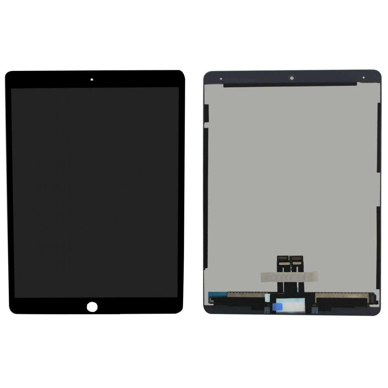 Ansamblu LCD Display Touchscreen Apple iPad Pro 10.5 2017 A1709 LTE Negru imagine powerlaptop.ro 2021