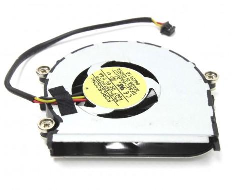 Cooler laptop IBM Lenovo Ideapad U350. Ventilator procesor IBM Lenovo Ideapad U350. Sistem racire laptop IBM Lenovo Ideapad U350