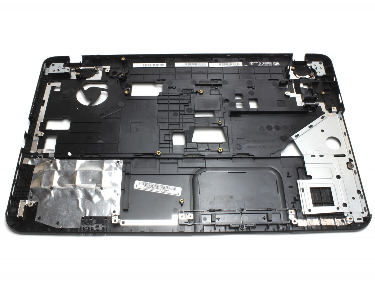 Palmrest Toshiba Satellite C850D Negru fara touchpad imagine powerlaptop.ro 2021