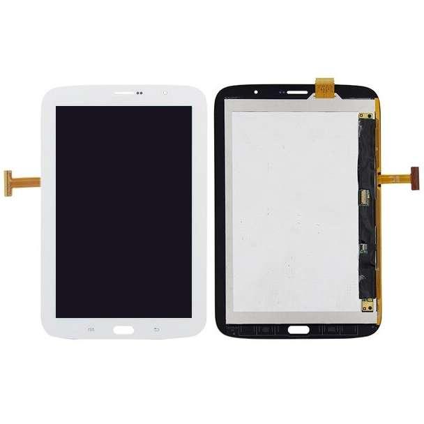 Ansamblu LCD Display Touchscreen Samsung N5100 Galaxy Note 8.0 Alb Varianta cu Speaker imagine powerlaptop.ro 2021
