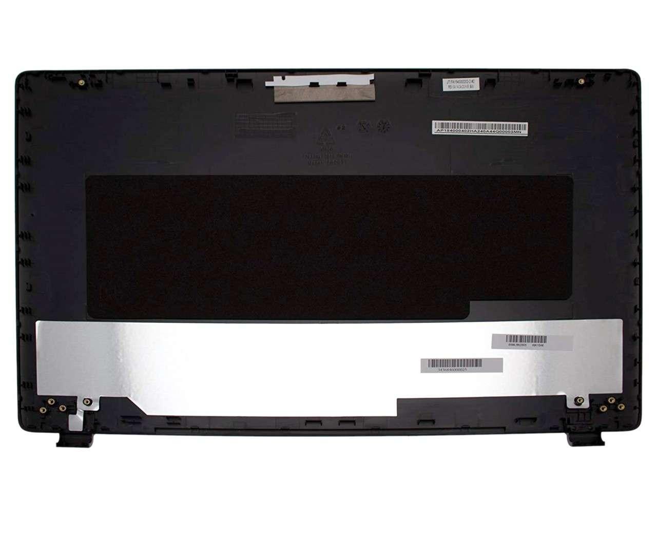 Capac Display BackCover Acer Aspire E5 572G Carcasa Display Neagra imagine