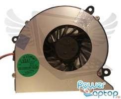 Cooler laptop Acer Aspire 7520G. Ventilator procesor Acer Aspire 7520G. Sistem racire laptop Acer Aspire 7520G