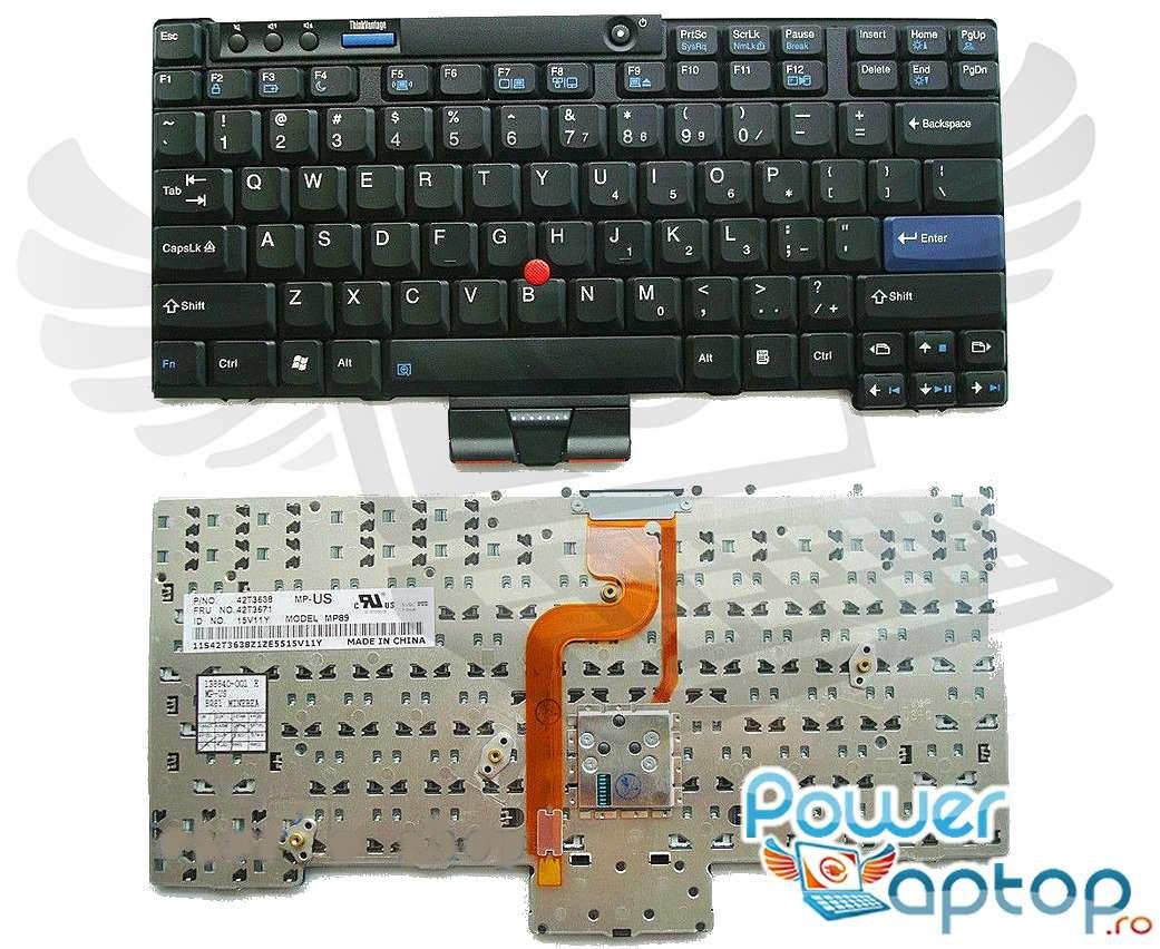 Tastatura Lenovo Thinkpad X200T imagine