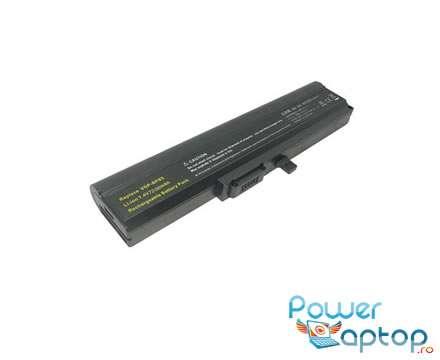 Baterie extinsa Sony Vaio VGN TX610P B. Acumulator 9 celule Sony Vaio VGN TX610P B. Baterie 9 celule  notebook Sony Vaio VGN TX610P B. Acumulator extins  laptop Sony Vaio VGN TX610P B