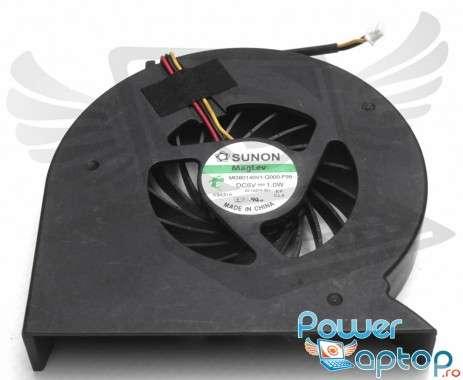 Cooler laptop Acer Aspire 8730. Ventilator procesor Acer Aspire 8730. Sistem racire laptop Acer Aspire 8730