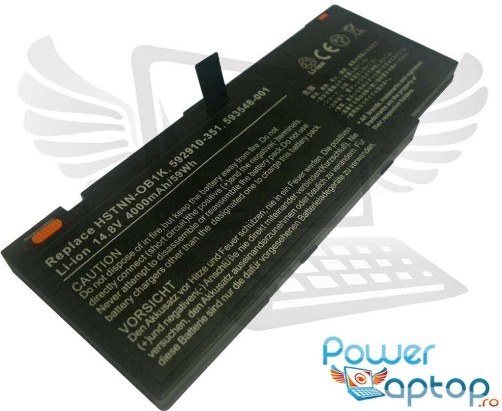 Baterie HP ENVY 14 2166se imagine