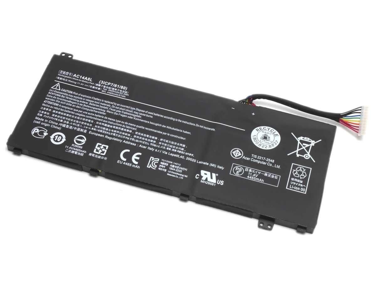 Baterie Acer Aspire VN7-572 Originala. Acumulator Acer Aspire VN7-572. Baterie laptop Acer Aspire VN7-572. Acumulator laptop Acer Aspire VN7-572. Baterie notebook Acer Aspire VN7-572