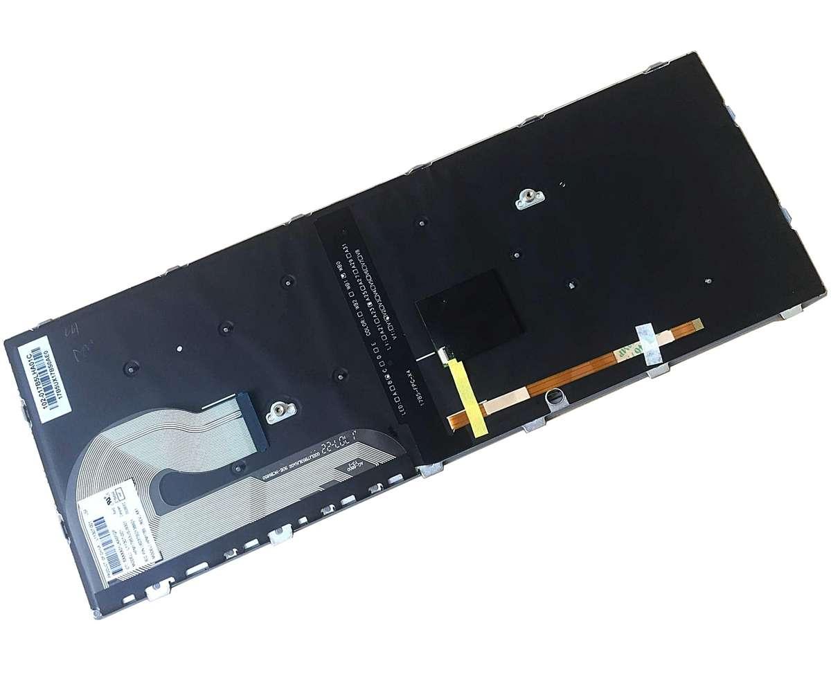 Tastatura HP EliteBook 745 G6 iluminata backlit imagine
