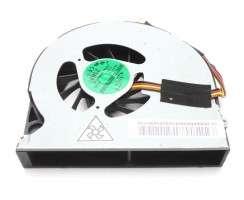 Cooler laptop Toshiba  DC28000CCS0 Mufa 4 pini. Ventilator procesor Toshiba  DC28000CCS0. Sistem racire laptop Toshiba  DC28000CCS0