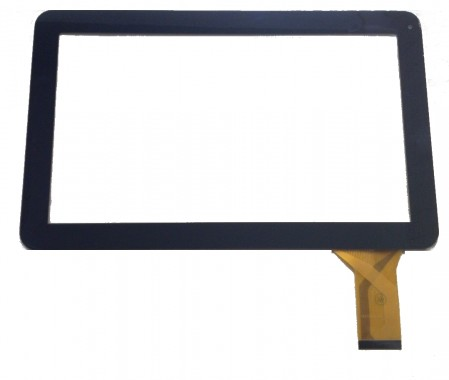 Digitizer Touchscreen Thomson Teo QUAD10BK16E . Geam Sticla Tableta Thomson Teo QUAD10BK16E