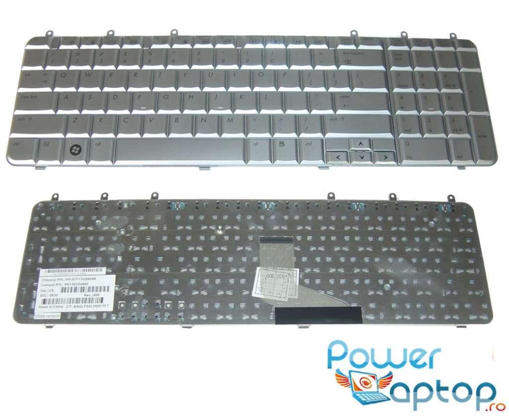 Tastatura HP Pavilion dv7z 1100 imagine
