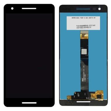 Ansamblu Display LCD + Touchscreen Nokia 2.1 2018. Ecran + Digitizer Nokia 2.1 2018