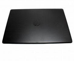 Capac Display BackCover HP  15 BS Carcasa Display Neagra