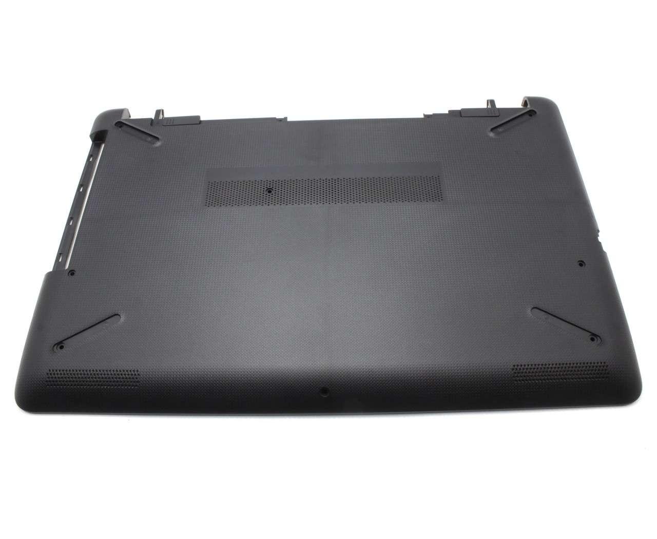 Bottom Case HP 15-BS Carcasa Inferioara Neagra fara Port VGA imagine powerlaptop.ro 2021