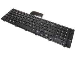 Tastatura Dell 9Z.N5ZBQ.10G iluminata backlit. Keyboard Dell 9Z.N5ZBQ.10G iluminata backlit. Tastaturi laptop Dell 9Z.N5ZBQ.10G iluminata backlit. Tastatura notebook Dell 9Z.N5ZBQ.10G iluminata backlit