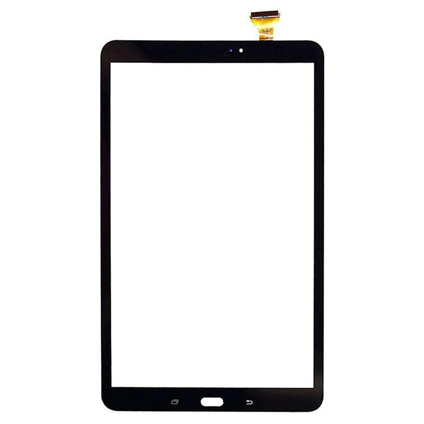 Touchscreen Digitizer Samsung Galaxy Tab A 10.1 2016 T580 WiFi Negru Geam Sticla Tableta imagine powerlaptop.ro 2021