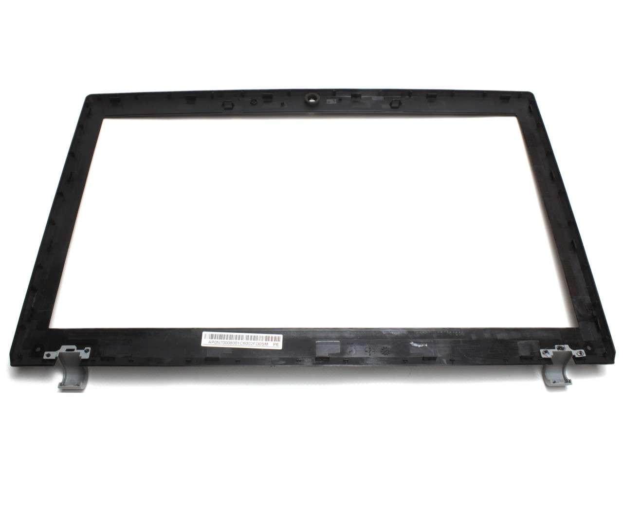 Rama Display Acer Aspire V3 531G Bezel Front Cover Neagra imagine