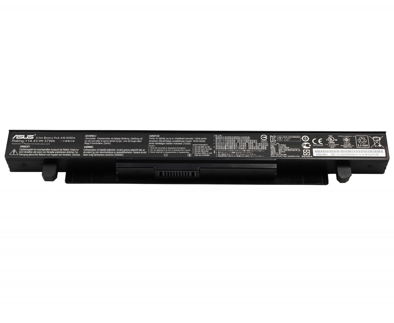 Baterie Asus X450EP Originala imagine powerlaptop.ro 2021