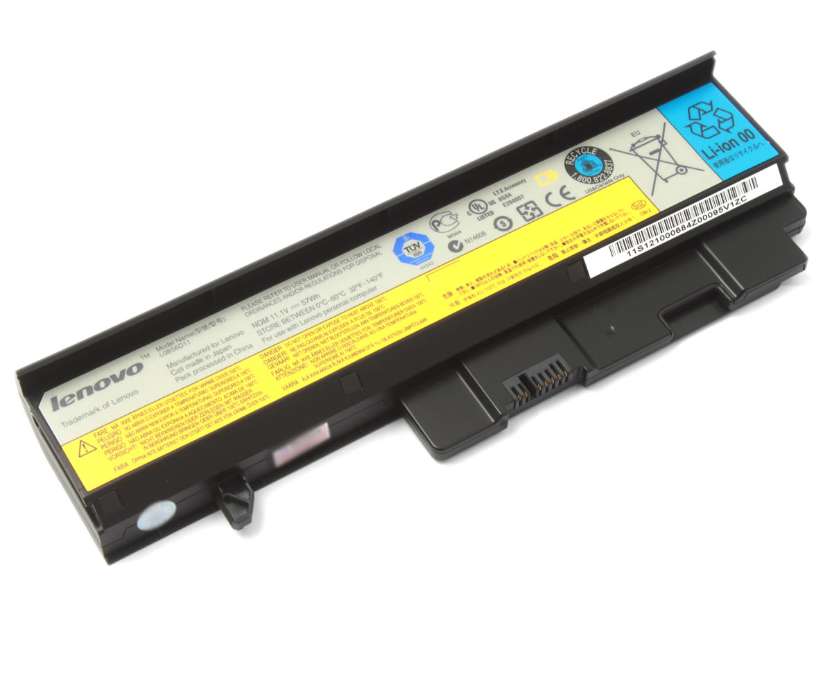 Baterie Lenovo L08S6D12 Originala imagine powerlaptop.ro 2021