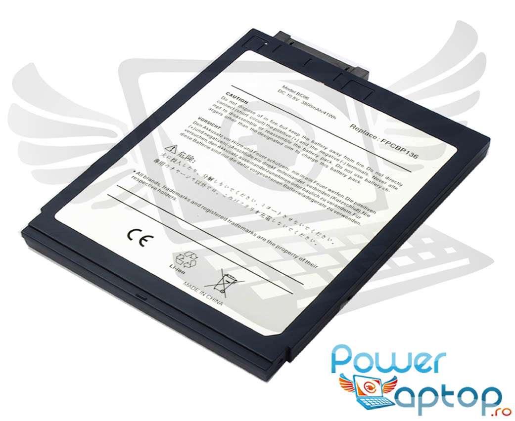Baterie Fujitsu Siemens LifeBook E8010D imagine powerlaptop.ro 2021