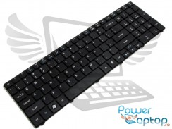 Tastatura eMachines E640G. Keyboard eMachines E640G. Tastaturi laptop eMachines E640G. Tastatura notebook eMachines E640G