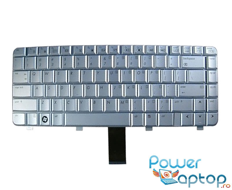 Tastatura HP Compaq Presario V3772TU imagine