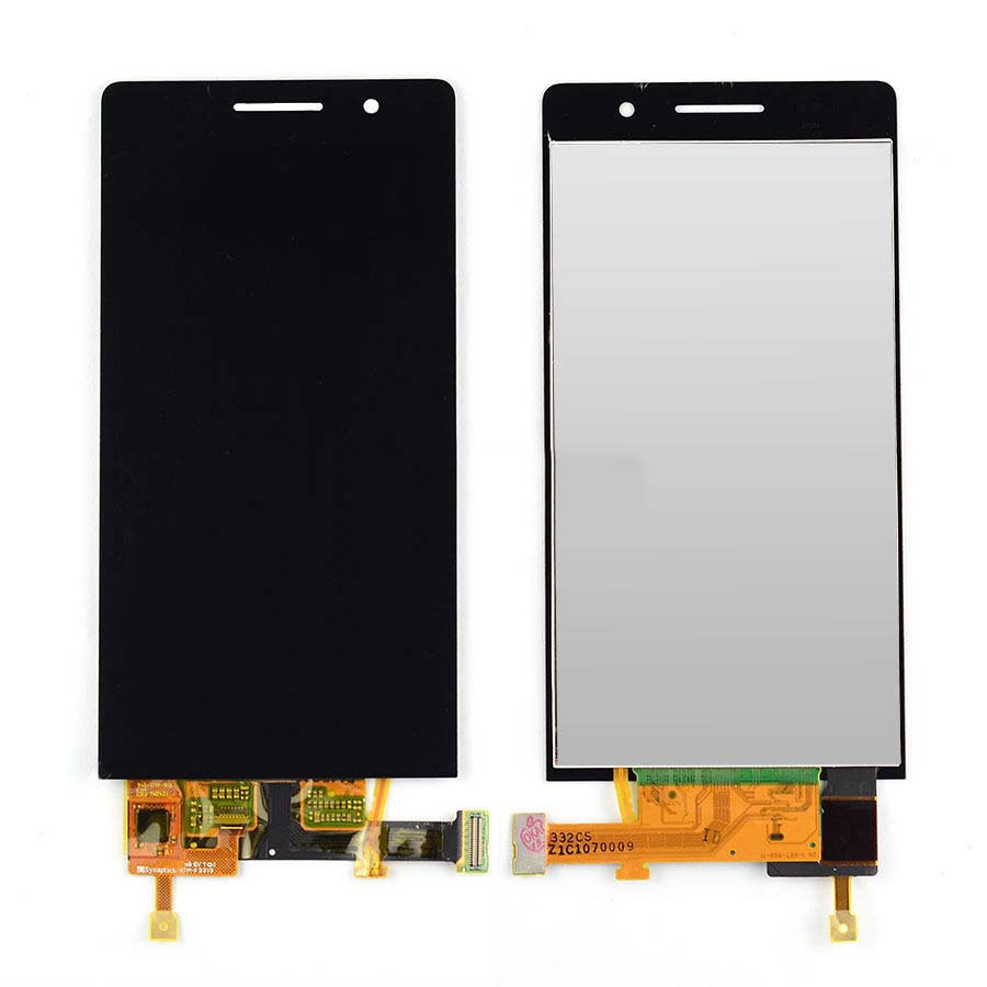 Display Huawei Ascend P6 Negru imagine