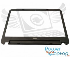 Bezel Front Cover Dell  AP0SZ000200. Rama Display Dell  AP0SZ000200 Neagra