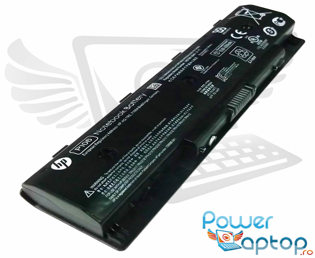 Baterie HP ENVY TouchSmart 15 j017tx 6 celule Originala imagine