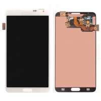 Ansamblu Display LCD + Touchscreen Samsung Galaxy Note 3 3G N9000 White Alb ORIGINAL. Ecran + Digitizer Samsung Galaxy Note 3 3G N9000 White Alb ORIGINAL