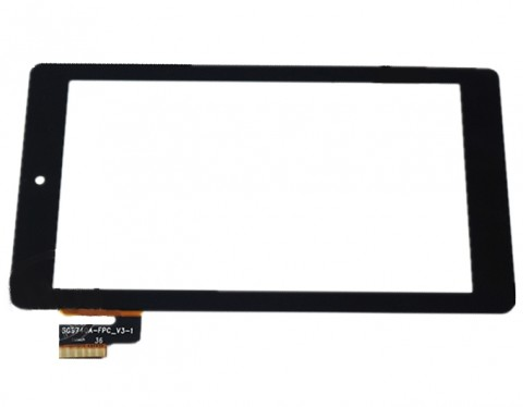 Digitizer Touchscreen Trekstor SurfTab Xiron 7 ST701041-1. Geam Sticla Tableta Trekstor SurfTab Xiron 7 ST701041-1