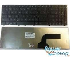 Tastatura Asus  X54H. Keyboard Asus  X54H. Tastaturi laptop Asus  X54H. Tastatura notebook Asus  X54H