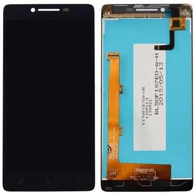 Ansamblu Display LCD  + Touchscreen Lenovo A6000. Modul Ecran + Digitizer Lenovo A6000