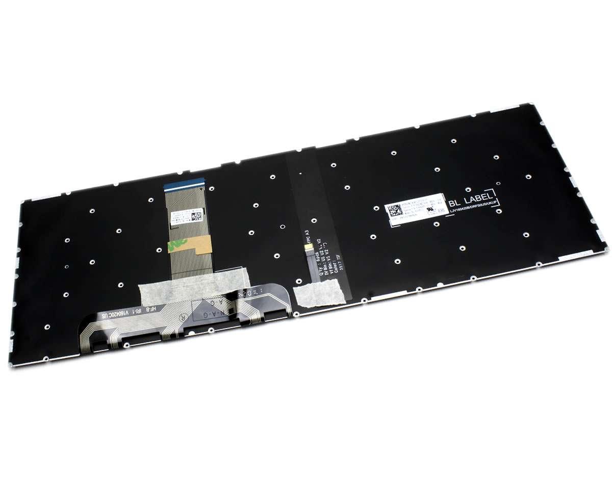 Tastatura Lenovo Y520 15IKBN iluminata backlit imagine powerlaptop.ro 2021