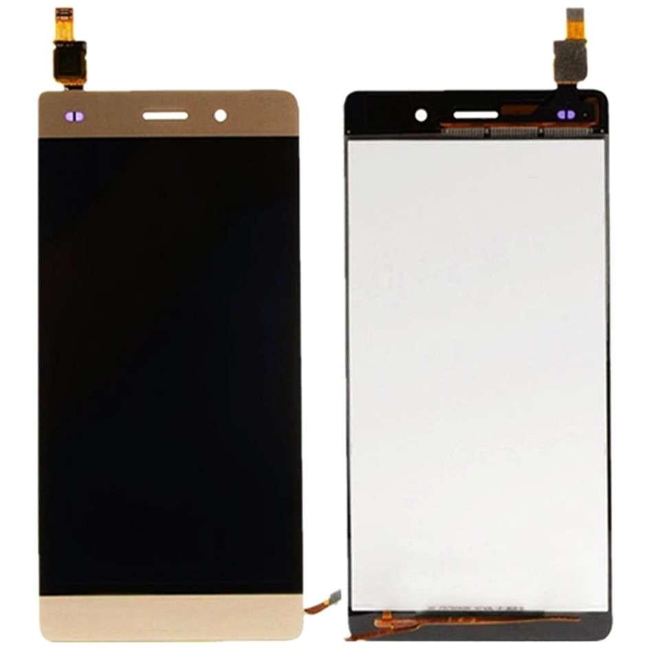 Display Huawei P8 Lite Gold Auriu imagine powerlaptop.ro 2021