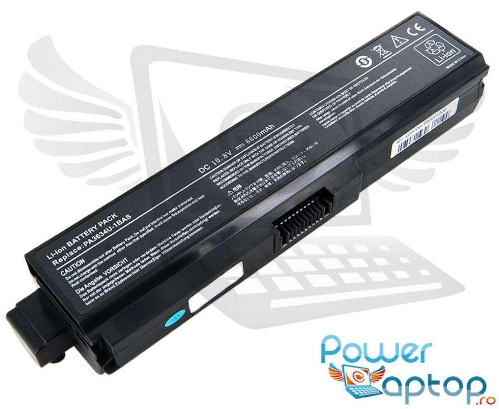 Imagine 270.0 lei - Baterie Laptop Toshiba Pa3816u 1brs 9 Celule