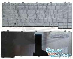 Tastatura Toshiba Satellite L700-T23R alba. Keyboard Toshiba Satellite L700-T23R alba. Tastaturi laptop Toshiba Satellite L700-T23R alba. Tastatura notebook Toshiba Satellite L700-T23R alba