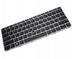 Tastatura HP  820 G3 iluminata backlit. Keyboard HP  820 G3 iluminata backlit. Tastaturi laptop HP  820 G3 iluminata backlit. Tastatura notebook HP  820 G3 iluminata backlit