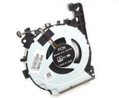Cooler procesor CPU laptop HP Pavilion 15-CX. Ventilator procesor HP Pavilion 15-CX.