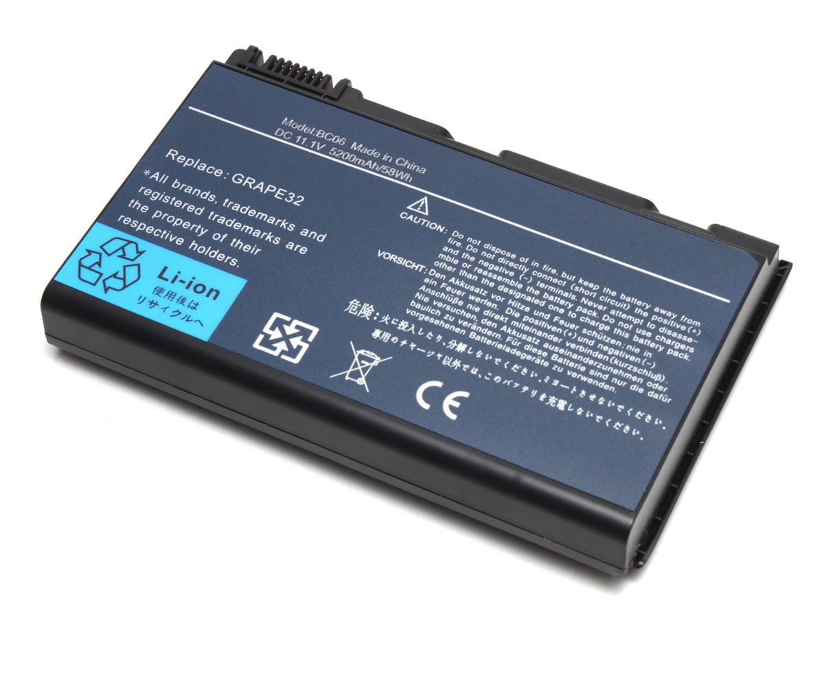 Baterie Acer Extensa 5630ez imagine