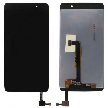 Ansamblu Display LCD  + Touchscreen Alcatel Idol 4 OT-6055.  Modul Ecran + Digitizer Alcatel Idol 4 OT-6055