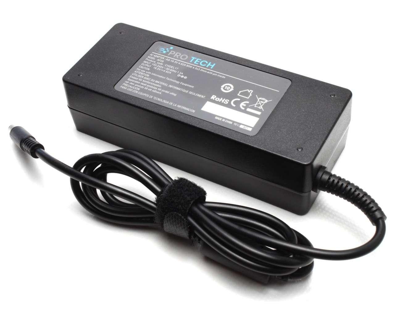 Incarcator Dell Inspiron 15 7558 90W Replacement imagine powerlaptop.ro 2021