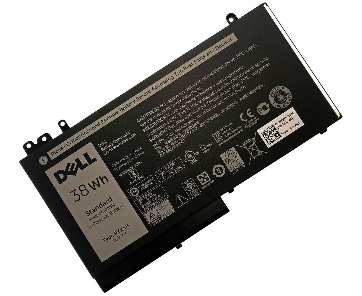 Baterie Dell Latitude E5470 Originala 38Wh imagine